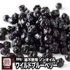 ノンオイル ワイルドブルーベリー(野生種) 《200g》油不使用だから、味がクリアーで上品一…