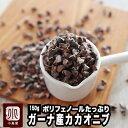 ガーナ産:カカオニブ《150g》 ビターチョコ好きに是非♪ 余韻が残る香ばしさで誰からも好かれるバランスが取れた香り…