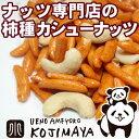厳選の柿種とカシューナッツで作った 幻の「柿カシューナッツ」《1kg》