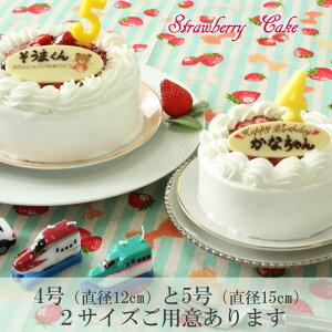 【苺と木の実のショートケーキ 4号 (直径12cm)】 誕生日ケーキ バースデーケーキ 送料無料 お誕生日ケーキ お土産 贈り物 苺のショートケーキ birthday cake 小島屋乳業製菓 新宿Kojimaya