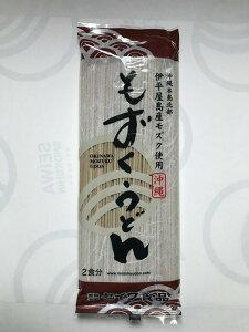 (有)セイワ食品 沖縄磯割り もずくうどん 160g(2食分) 30束セット