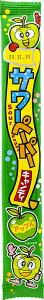 やおきん サワーペーパーキャンディ アップル 15g×36袋 キャンディ 駄菓子 リンゴ りんご お菓子 チューイング ソフト キャンディ 徳用 大袋 個包装 小分け 配布 問屋 業務用 景品 イベント 子
