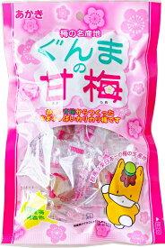 赤城フーズ 甘梅、あかぎのカリカリ梅、ぐんまの甘梅 3種類×各1袋 計3袋 セット