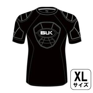 【レビュー書いて500円offクーポン】BLK T6 ショルダーパッド (Black) (XL) 肩当て 衝撃吸収 ショルダーガード ラグビーウェア ラグビー用品 スポーツ用品 ラグビー ブラック XLサイズ ガード スポ