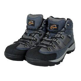 【ポイント10倍】キャラバン Caravan ユニセックス 登山靴 トレッキングシューズ FTC-2 ネイビー 10022670
