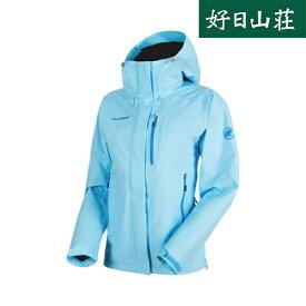 【ポイント5倍】マムート MAMMUT Ayako Pro HS Hooded Jacket Women whisper 1010-26750 【送料無料】 レディース アウトドア 登山 【2020/10/21 0:00〜2020/10/23 9:59】
