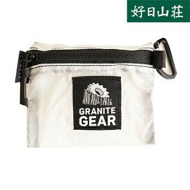 グラナイトギア GRANITE GEAR トレイルワレットM ホワイト2210900069 登山 アウトドア 財布 コインケース リュック バック