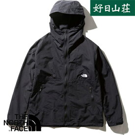 THE NORTH FACE ザ・ノースフェイス コンパクトジャケット(メンズ) ブラック / Compact Jacket NP71830_K [21SS]