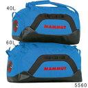 MAMMUT マムート カーゴン 60 / 5560(imperial−black) 品番:2510-02080【送料無料】