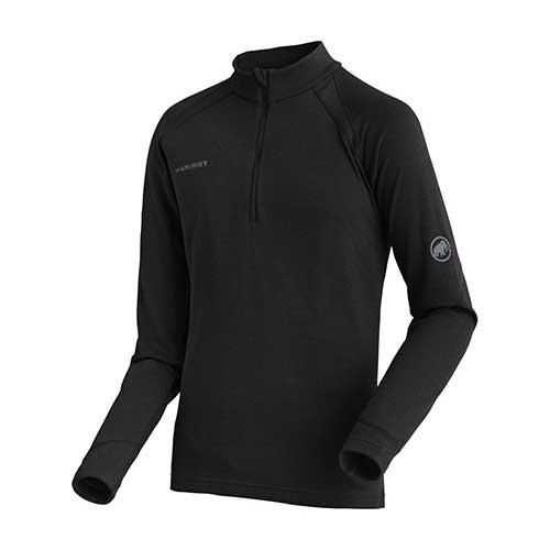 マムート MAMMUT PERFORMANCE Thermal Zip long Sleeve Men / カラー 0001品番:1016-00090
