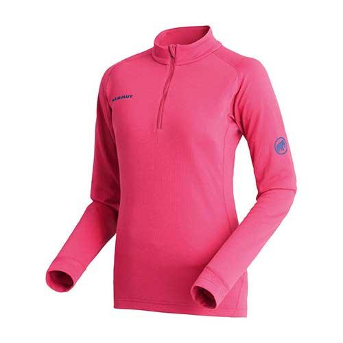 マムート MAMMUT PERFORMANCE Thermal Zip long Sleeve Women / カラー 3418品番:1016-00100