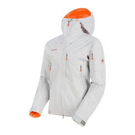 【クーポン】【ポイント10倍】【送料無料】マムート MAMMUT Nordwand Pro HS Hooded Jacket Mens marble品番:1010-25750 cpmmt 【2019/9/11 18:00〜9/24 09:59まで】 19FW outlet