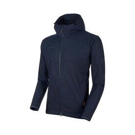 マムート MAMMUT グラナイト SO フーデッドジャケット メンズ GRANITE SO Hooded Jacket AF Men / marine 1011-00321【送料無料】