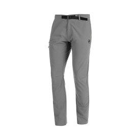 マムート MAMMUT アジリティ スリムパンツ メンズ AEGILITY Slim Pants AF Men / titanium 1022-00271【送料無料】