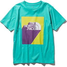 【ポイント10倍】ザ・ノースフェイス THE NORTH FACE ショートスリーブ3Dロゴティー メンズ / イオンブルー品番:NT31942【2019/06/21 12:00〜06/26 09:59】