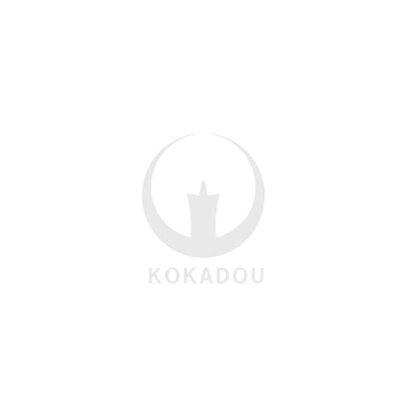 【送料無料】【盆提灯】【20%オフ】家紋入祭礼提灯弓張(中長)■紙張■高さ40cm×火袋径(幅)22cm{ASN}