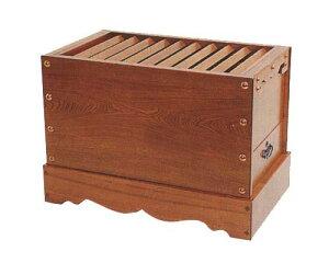 木製 賽銭箱 箱型栓製(せん/セン) 1尺【配送区分:h】宅配便のみ・一部地域除き||送料無料||