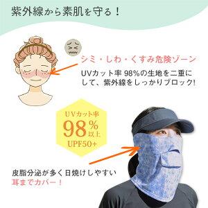 紫外線から素肌を守る
