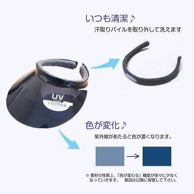 調光サンバイザー【ラージサイズ】WhB