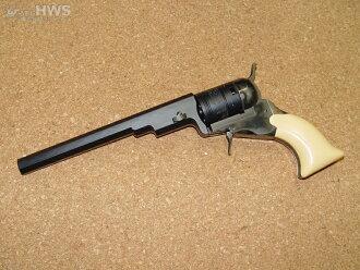 HWS 哈特福德德州百德新街旧老式的枪射击模型 7 1 / 2 英寸