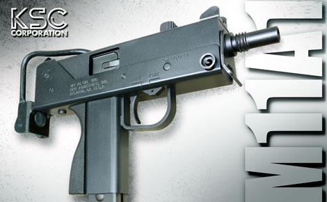 KSC MAC11 M11A1 HW マックイレブン ガスガン 銃 サバゲー ガスブローバック 18歳以上用
