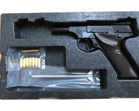 CAW MGC コルト ウッズマン ショートタイプカスタム 発火モデルガン HW ブラック イライアソンサイト付 飛葉 新品