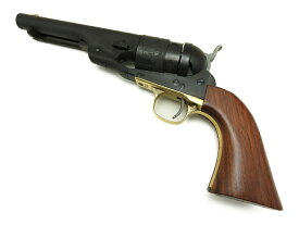 【P5倍以上!全商品対象!5/16 1:59まで】 HWS ハートフォード M1860 アーミー リチャーズ コンバージョンモデル 5.5インチ HW 発火 モデルガン 銃 古式銃