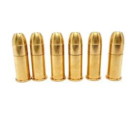 【P5倍以上!全商品対象!5/16 1:59まで】 HWS ハートフォード 発火式 モデルガン ダブルキャップ カートリッジ Wキャップ SAA45 6発入り 銃 ウエスタン