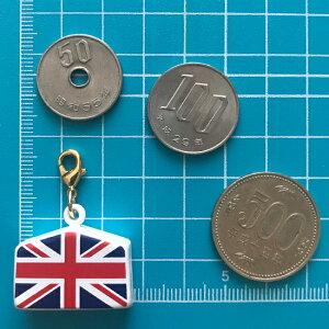 イギリス(GBR)国旗絵馬鈴チャームUKユニオンジャックユニオンフラッグ英国U.K.イギリスの国旗