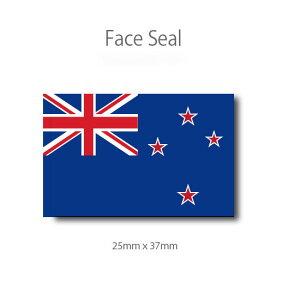 日本国旗・日の丸5枚/1シートフェイスペイントシール<医療テープタイプ>