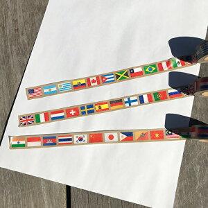 マスキングテープ世界の国旗・南北アメリカ【東京カートグラフィック】