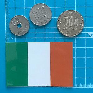 世界の国旗シール・アイルランド