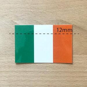 世界の国旗デカール・アイルランド