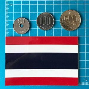 世界国旗デカール・タイ