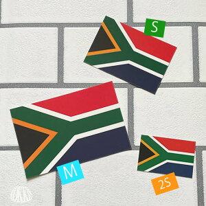 世界の国旗ステッカー・南アフリカ共和国