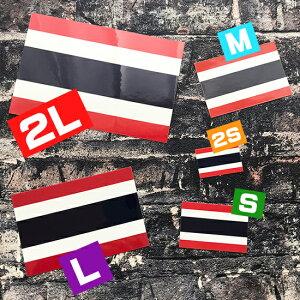 国旗ステッカー・タイ国旗
