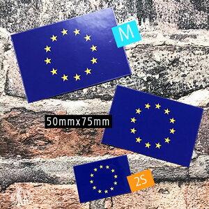 EU国旗デカール