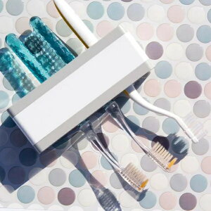 464 シリコン 歯ブラシホルダー | 歯ブラシスタンド 歯ブラシ 収納 保管 洗面台 ペンたて スタンド オフィス おしゃれ シンプル 歯ブラシ置き 歯磨き バスグッズ 新生活