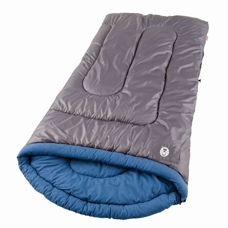 Coleman White Water Large Cool-Weather Scoop Sleeping Bag コールマン 寝袋