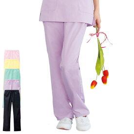 2136 ナースリースクラブパンツ スイート【医療 ナース 看護師 白衣 女性 レディース かわいい ズボン】