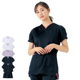 2474 マルチジャケット(フェミニン)【医療 ナース 看護 白衣 女性】