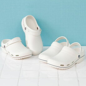 14784 クロックス スペシャリスト 2.0ベント カラーブロック クロッグ【ナースサンダル ナースシューズ 医療 病院 看護師 歯科衛生士 疲れにくい EVA 軽量 白 ホワイト 安全 滑りにくい やわらか 靴 ケア】