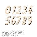 【木製 筆記体 数字 1文字販売】木 数字バナー 誕生日 月齢 年齢【寝相アート 記念日フォト 写真 0123456789 DIY 年賀…