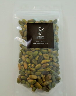 100 g of thin skinless hall pistachios