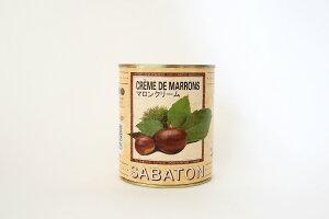サバトンマロンクリーム 1kg