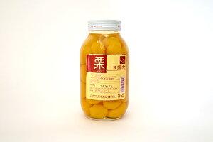 ニッショウ マロン甘露煮瓶入 1.1kg