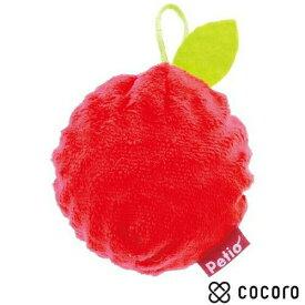 もぎたてフルーツボール リンゴ S 超小型犬〜小型犬 笛付き 犬 おもちゃ
