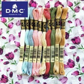 DMC25番刺繍糸 全501色
