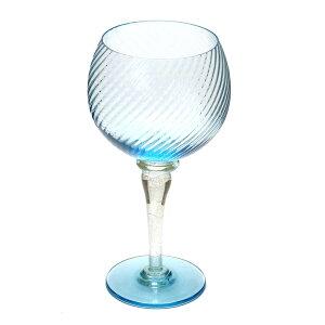 素敵なアイテム!《イタリア製》 ワイングラス 470ml シャルドネ 白ワイン用 ベネチアングラス ムラノガラス