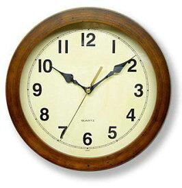 さんてる 電波壁掛け時計 電波時計 DQL501 アンティーク スイープ 時計 壁掛け時計 レトロ おしゃれ 職人の手作り 木製時計 ナチュラル 天然木 ヨーロピアン ヨーロッパ調 音がしない スイープムーブメント 深み 重厚 高級感 手づくり 時計職人【迎春】